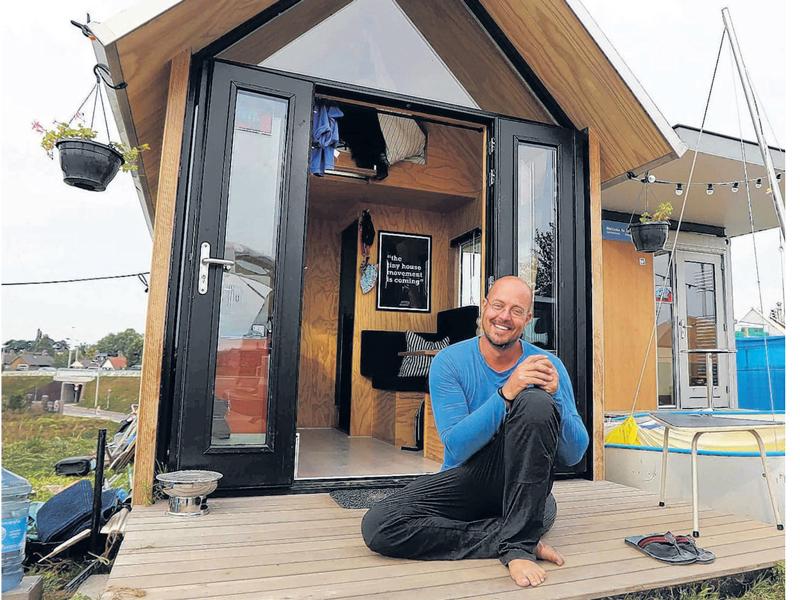 Hoe voelt het echt in een tiny house?